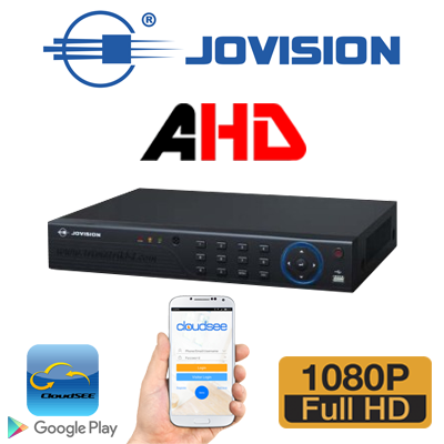 DVR 16CH AHD RESOLUCIÓN 1080P TRIBRIDO (ANALOGO + AHD+IP/ 2SATA / SALIDA HDMI -VGA / 2 AUDIOS / P2P